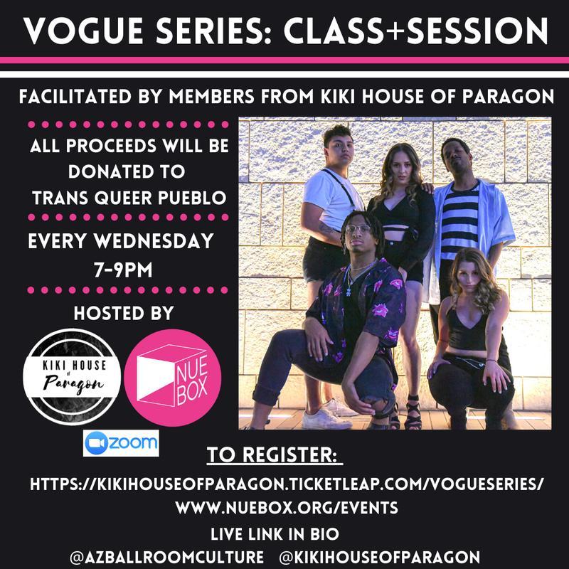 Vogue Series: Class/Session