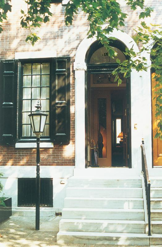 A Walking Tour of Historic Windows and Doors Led by Jim Mundy (Sponsored by North American Window & Door)