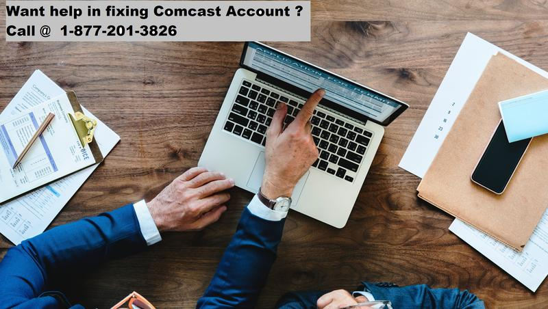 How Do I Recover My Comcast Account Password?