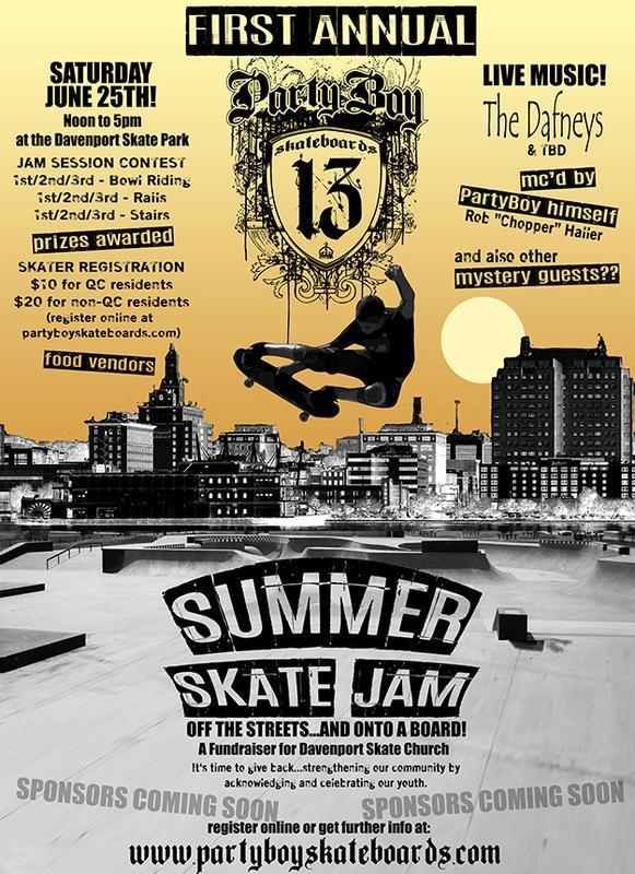 2016 Summer Skate Jam