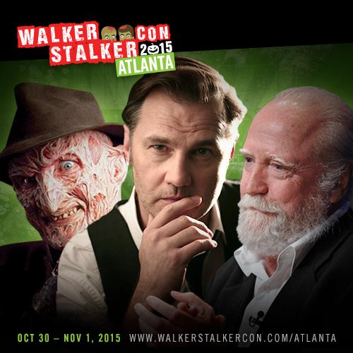 Walker Stalker Con Atlanta - 2015