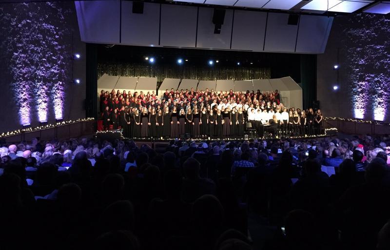 Crimson Choirs ~ Holiday Concert