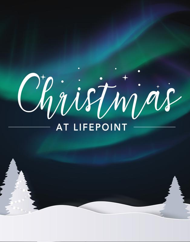 Saturday Christmas Services at LifePoint Church 2018