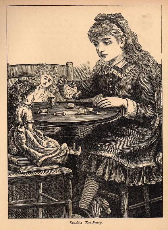 Alice In Wonderland Tea