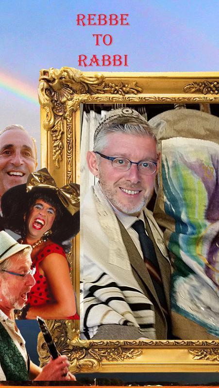 Rebbe To Rabbi