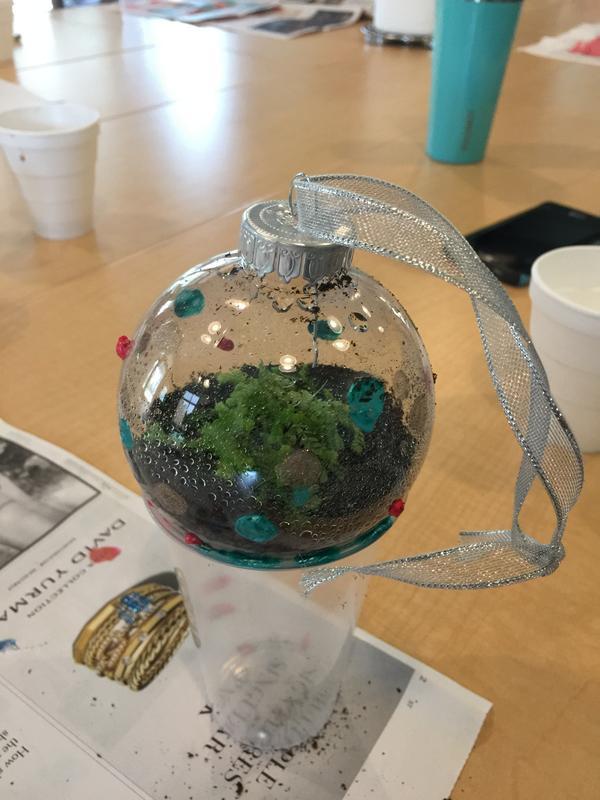FAMILY PROGRAM: Holiday Fairy Gardens