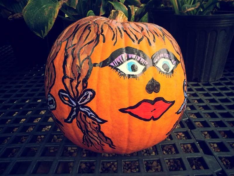 Paint a Pot and/ or Pumpkin