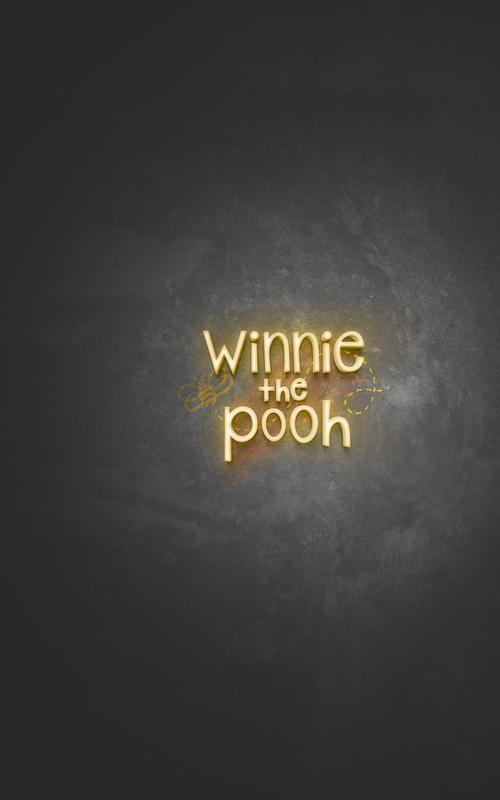 Winnie the Pooh -  April