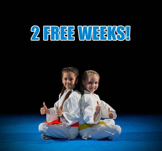 2 FREE WEEKS OF CLASSES
