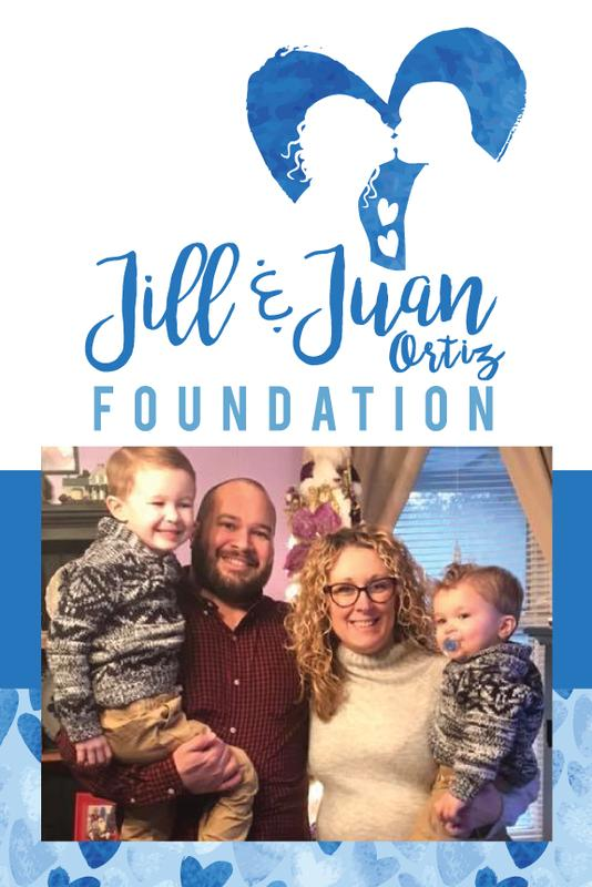 Jill & Juan Ortiz Foundation Donate & Dine