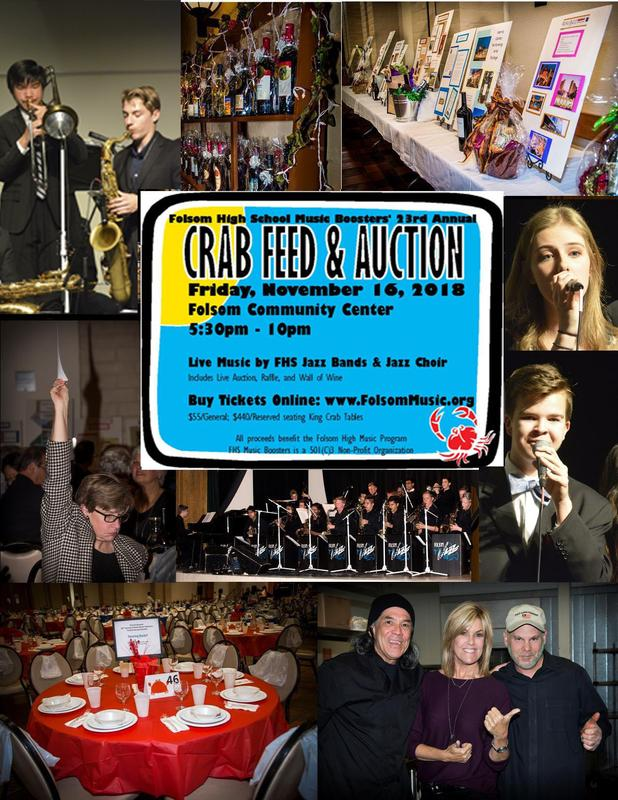 2018 Crab Feed and Auction