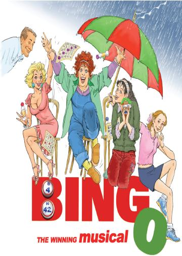 """BINGO - The Winning Musical"" - Dinner Theater Musical Comedy"