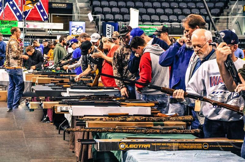 Overland Park Gun & Knife Show