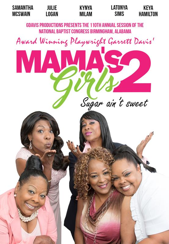 Mama's Girls 2 Sugar Ain't Sweet