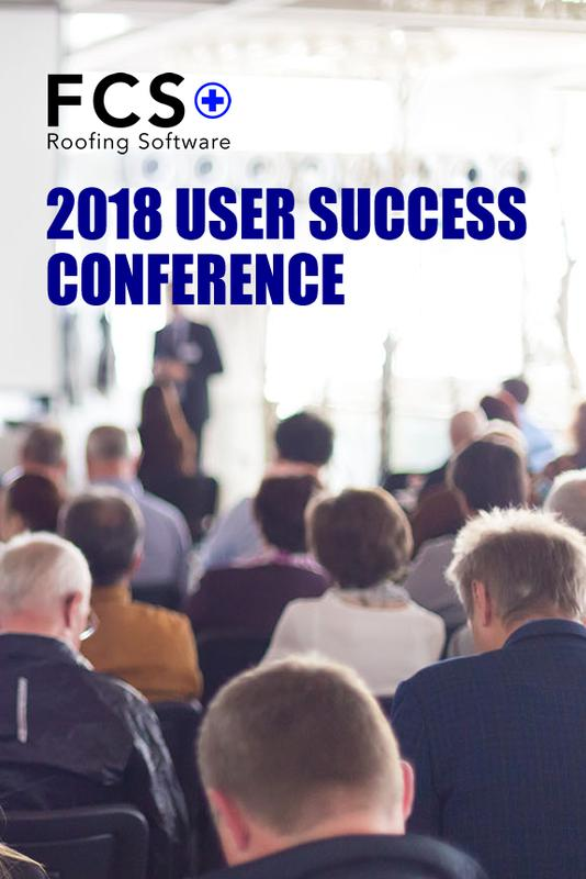 2018 USER SUCCESS CONFERENCE