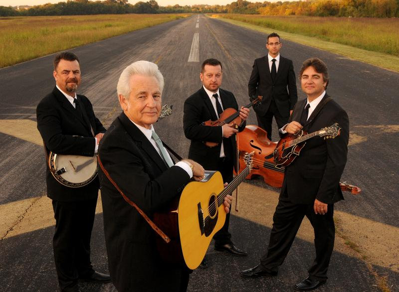 The Del McCoury Band 12-8