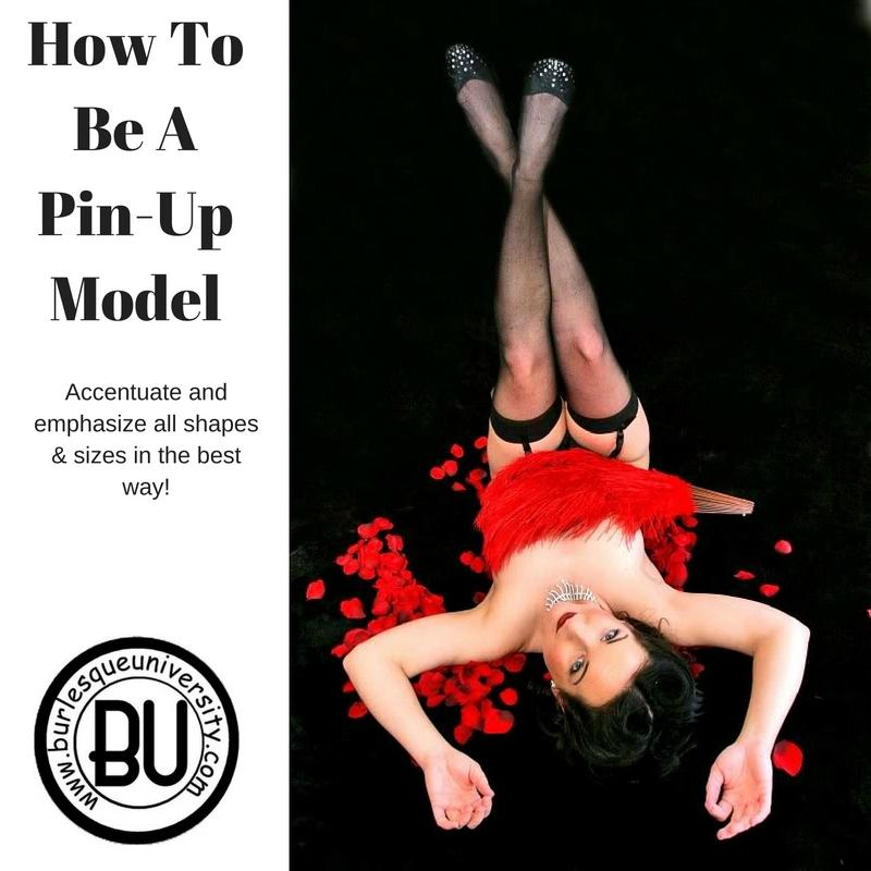 How To Be A Pin-Up Model
