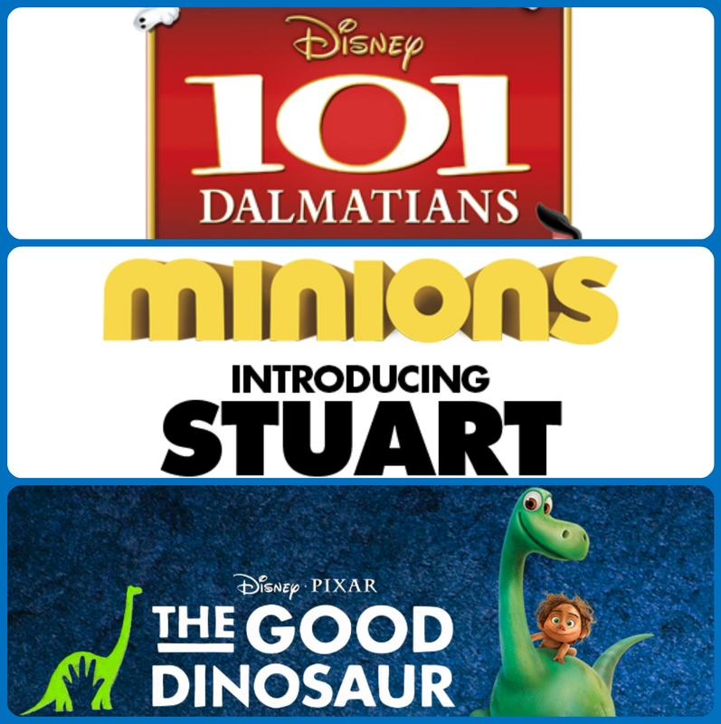 FIRST SUNDAYS FAMILY MATINEE- Both Libraries