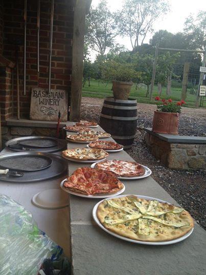Pizza & Herbs 2017