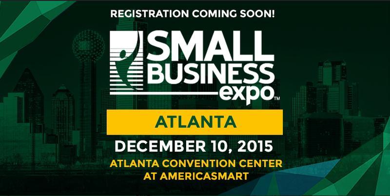 Small Business Expo 2015 - Atlanta