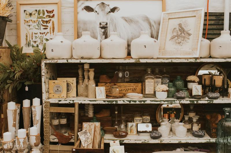 The Found Cottage Mercantile Market 2020