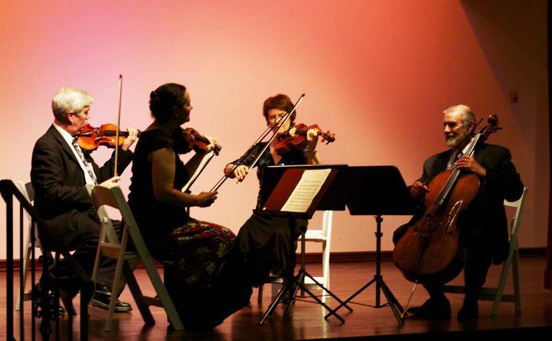 The Delius Society presents the Wister Quartet with Marcantonio Barone, piano
