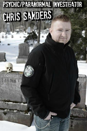 Paranormal 101 Class with Chris Sanders