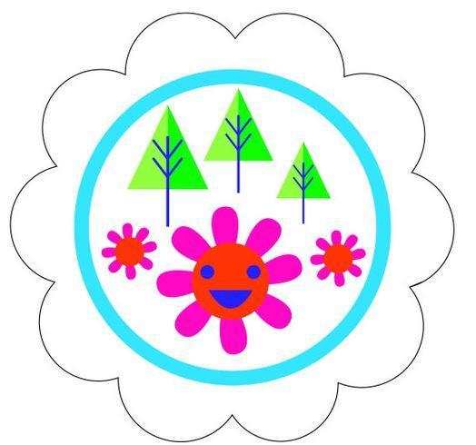 Daisy Art Maker Badge