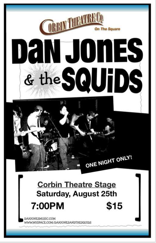Dan Jones & The Squids
