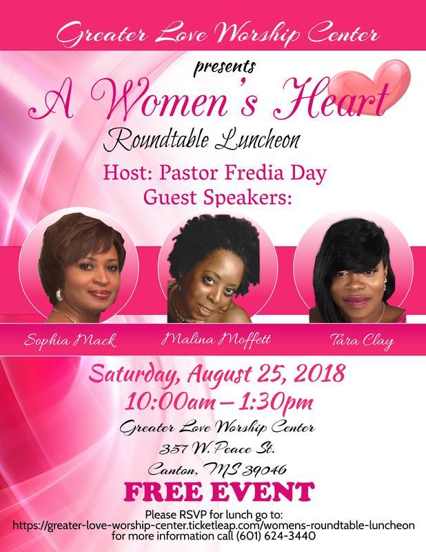 Women's Roundtable Luncheon