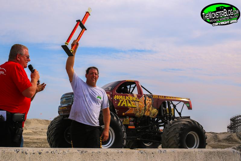 Monsters on the beach ww nj monster truck beach races for Nj motor vehicle tickets