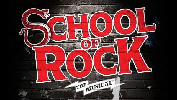 AOTCB Presents School of Rock the Musical