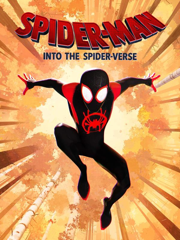 Monthly Family Movie-Spider-Man: Into the Spider-Verse