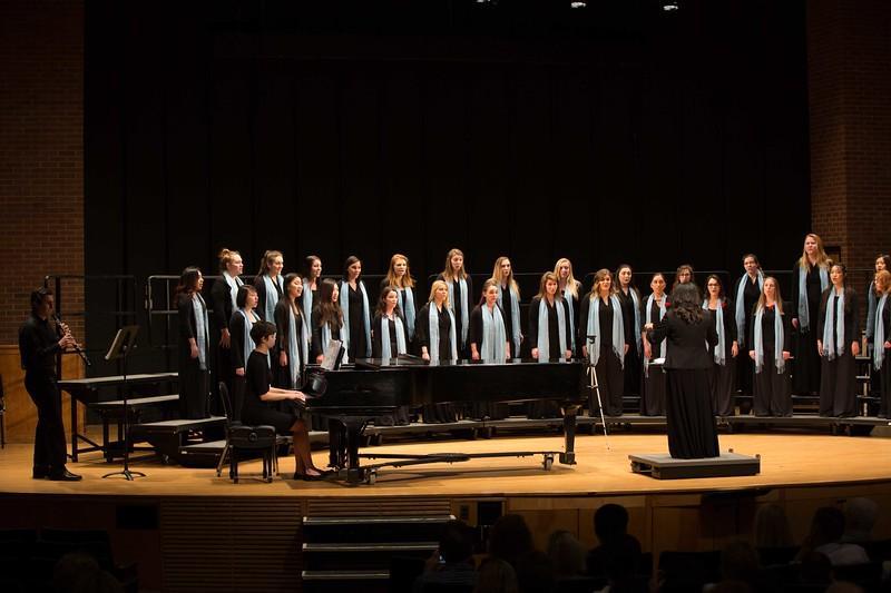 Uconn Choirs