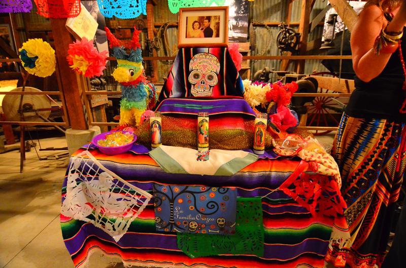 Dia de Los Muertos - 2018
