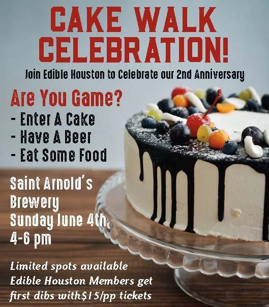 2nd Birthday - Cake Walk Celebration