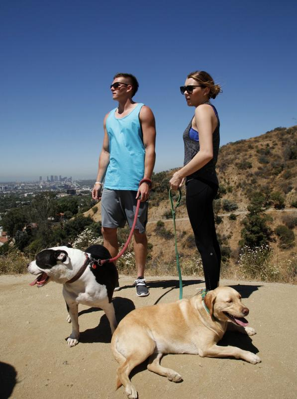 Hike Runyon Canyon with a Rescue Dog!