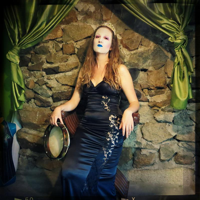"""Bi-National Fringe: """"International Man of Mystery"""" presented by Queen Mab"""