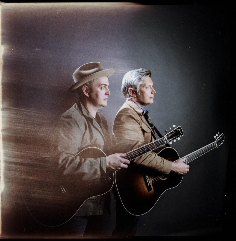 The Gibson Brothers LIVE @ Grass Rootes (Culpeper, Va)