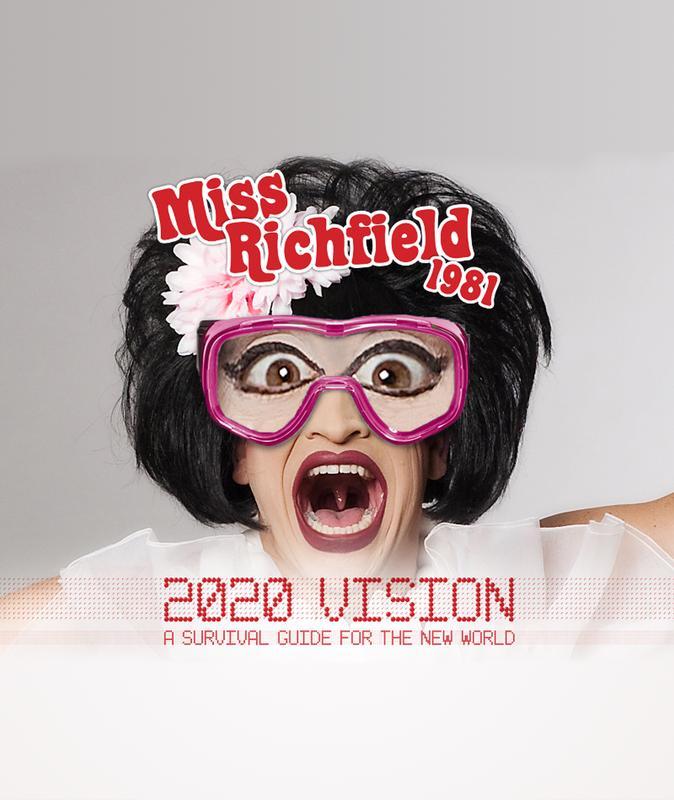 Miss Richfield 1981: 2020 Vision - Philadelphia