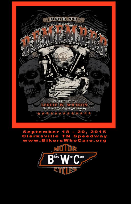Bikers Who Care - Toy Run and Benefit Party 2015