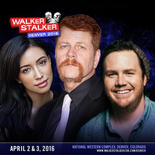 Walker Stalker Con Denver - 2016