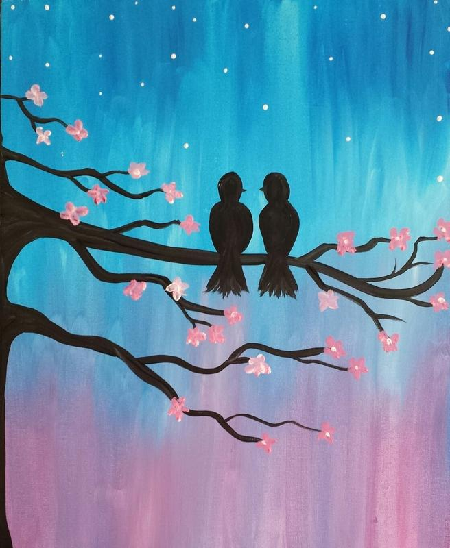 Claddagh Pub Painting Party