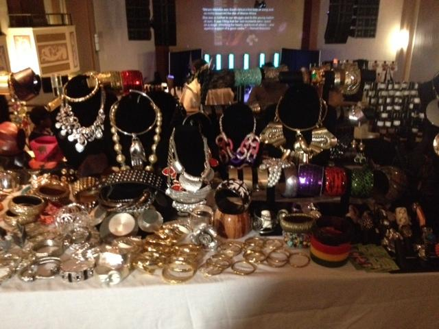 2017 Capital City Kwanzaa Festival Merchandise Vendor Booth