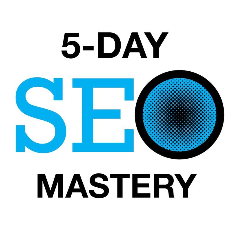 5-Day SEO Mastery Training Workshop