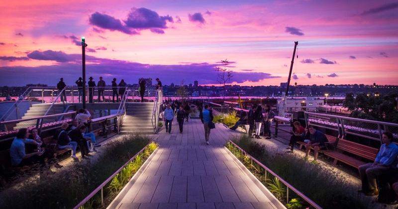 High Line Date Walk (Sunset Singles Stroll)