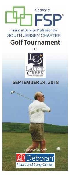 FSP-SJC Golf Tournament - Monday, September 24