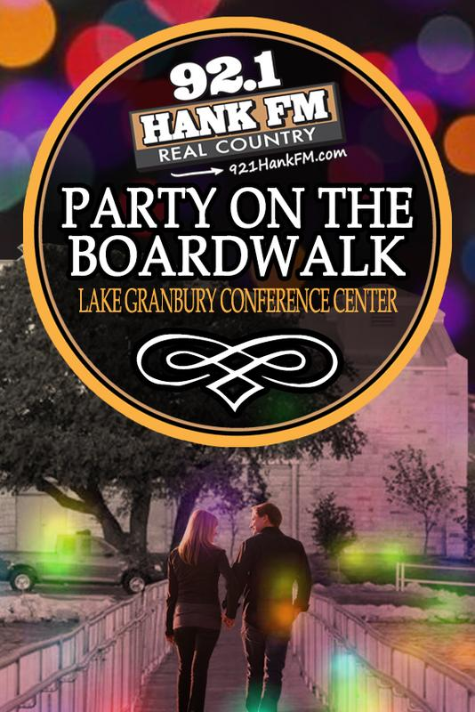 The Hank FM New Years Eve Party on the Boardwalk