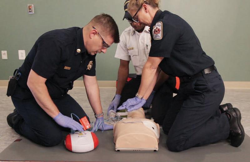 American Red Cross - Basic Life Support (BLS) For Healthcare Providers (Blended Online + Classroom)