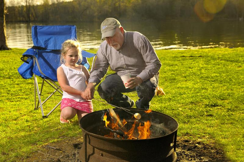 Outdoor Cooking Camp for Kids at Charles Mill Lake Park